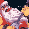 Santa Rockstar: Metal Xmas 2